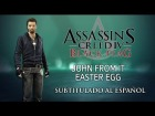 John from IT Easter Egg en Espa�ol | Assassin's Creed 4 Black Flag