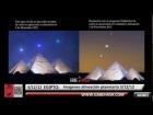 V�deo: Im�genes de alineaci�n planetaria con las pir�mides de Giza 2012