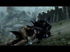Video: Gameplay Skyrim PS4 Nº64 La maza de Molag Bal
