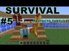 "V�deo: SURVIVAL GUTSIO #5 / ""PROYECTO TORTUGA"" c/OnyGulivert , JBV10_YT y Hendeboss"