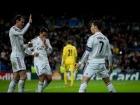 V�deo: Real Madrid 4-0 Ludogorets   Goles   09/12/2014   COPE