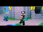 V�deo Minecraft: Peque�a Invasion Zombie en #Minecraft - #RandomAnimaci�n