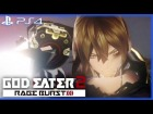 V�deo: God Eater 2: Rage Burst - Story Gameplay Trailer [TGS 2014] (PS4, PS Vita)