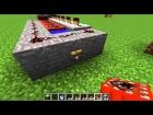 TUTORIALES MINECRAFT: COMO HACER UN CA�ON  DE TNT