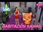 V�deo: Los Sims 4 #27 - �Habitaci�n ni�a Kawaii!