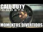 V�deo Call of Duty: Ghosts: COD GHOSTS Momentos Divertidos