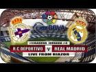 """V�deo FIFA 14 AL CONTRAATAQUE! """"DEPORTIVO - REAL MADRID"""" - #LIGABBVA - Jornada #4 - FIFA14"""