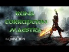 V�deo: Dragon Age Inquisition - Gu�a Diagrama - Runa de Corrupcion Maestra