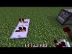 Dispensador de flechas con redstone - Minecraft