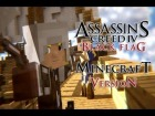 V�deo Assassin's Creed 4: Assassin's Creed 4 Black Flag - Trailer Minecraft - Espa�ol