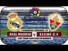 "V�deo FIFA 14 ILLARRAMENDI: CONTROL Y EQUILIBRIO! ""REAL MADRID - ELCHE"" - #LIGABBVA - Jornada #5 - FIFA14"