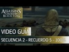Assassin's Creed 4 Black Flag | Walkthrough - Secuencia 2 - Recuerdo 5 al 100%