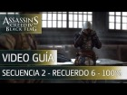 Assassin's Creed 4 Black Flag | Walkthrough - Secuencia 2 - Recuerdo 6 al 100%
