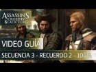 Assassin's Creed 4 Black Flag Walkthrough - Secuencia 3 - Recuerdo 2 al 100%