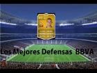 Fifa 14 Ultimate Team | Liga BBVA : Los Mejores Defensas