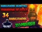 V�deo: INFO FILTRADA!! 34 Habilidades Secretas �SHADOWS OF EVIL�  (Black Ops 3 Zombies)
