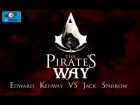 V�deo Assassin's Creed 4: Edward Kenway VS Jack Sparrow