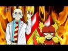 Video: Let's play pokemon rojo fuego #21 Caliente, muy caliente