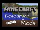 Como descargar Mods para Minecraft