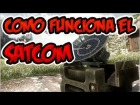 V�deo Call of Duty: Ghosts: Gu�a | Como funciona el Sat Com (el nuevo UAV) | COD Ghost