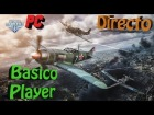 Video: World of Warplanes Gameplay Español   Free to Play   Let's play World Of Warplanes   DIRECTO #1145