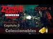 Zombie Army Trilogy - Ep3 - Guia Cap 3 - Modo Sniper Elite - Bosque de Cad�veres - Coleccionables