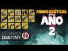 V�deo Destiny DESTINY 2.0 | EL REY DE LOS POSE�DOS | TODAS LAS ARMAS EX�TICAS Y HABILIDADES DEL A�O 2