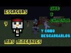 ESTATUAS Y NUEVOS MINERALES mods minecraft 1 7 2