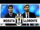 V�deo: Morata VS Llorente | The Spanish throne of Torino