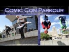 V�deo Assassin's Creed 4: Assassins Creed and Mario Brothers Parkour at Comic Con