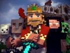 "V�deo Minecraft: ""Fallen Kingdom"" - A Minecraft Parody of Coldplay's Viva la Vida (Music Video)"