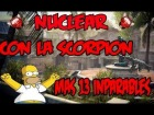 V�deo Call of Duty: Black Ops 2: !!Nuclear a SKORPION EVO GRAFFITI en Black Ops 2!!  Mas 13 Imparables