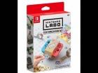 Video: LABO! Nintendo inventa un nuevo concepto de juego con unos cartones y la Switch!
