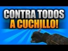V�deo Call of Duty: Black Ops 2: S�LO A CUCHILLO - Retos en CoD #1