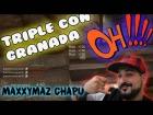 Video: TRIPLE BAJA  cerca de v2 call of duty ww2 gameplay español PS4
