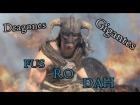 TES V: Skyrim / Aprende a blandir tu espada - Guerrero Dovahkiin -