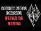 Skyrim V�deo Consejo - Vetas de Geoda