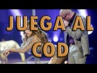 "V�deo: ""Juega al COD"" - Jennifer Lopez ft. Pitbull On The Floor (Parodia Musical MW3)  