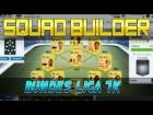 Fifa 14  OMG !!! ||  Squad Builder Bundes Liga 7K || Cheapest @DestGammerHD