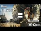 V�deo Call of Duty: Ghosts: COD Copy & Paste Dome MW3 = Strikezone Ghosts | Copiar y pegar que facil!!