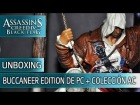 V�deo Assassin's Creed 4: Assassin's Creed 4 Black Flag - Unboxing Buccaneer Edition PC + Colecci�n AC de ЈuaимaWL