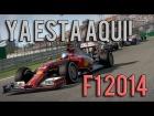V�deo: F1 2014 | Ya esta aqui! | Fernando Alonso | Australia (3 Vueltas)