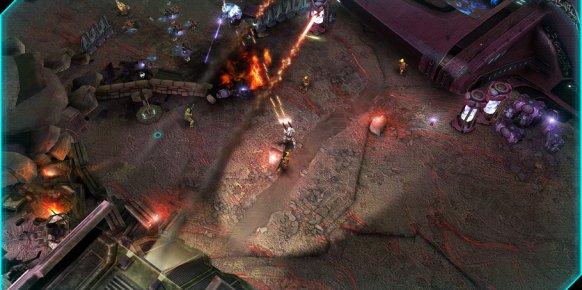 Halo: Spartan Assault anunciado para PC y tabletas y móvile