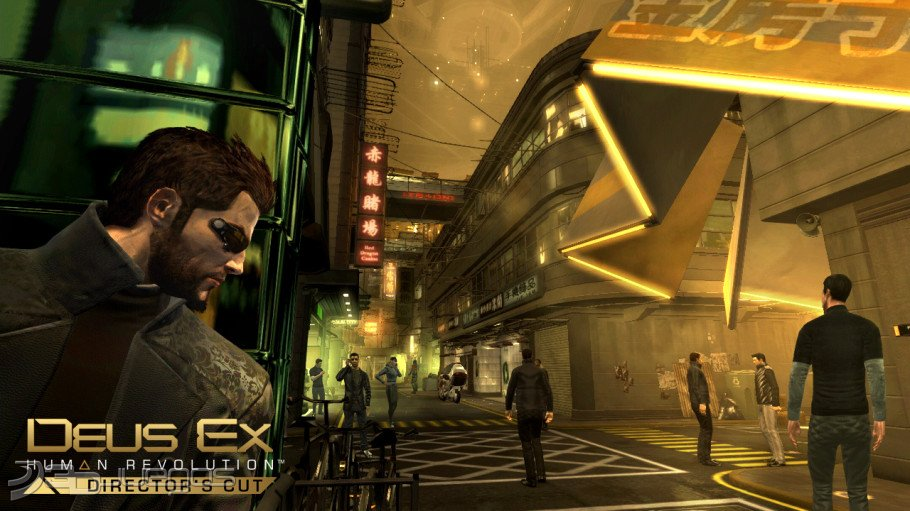 Imagenes Deus Ex Human Revolution Director's Cut XBOX 360