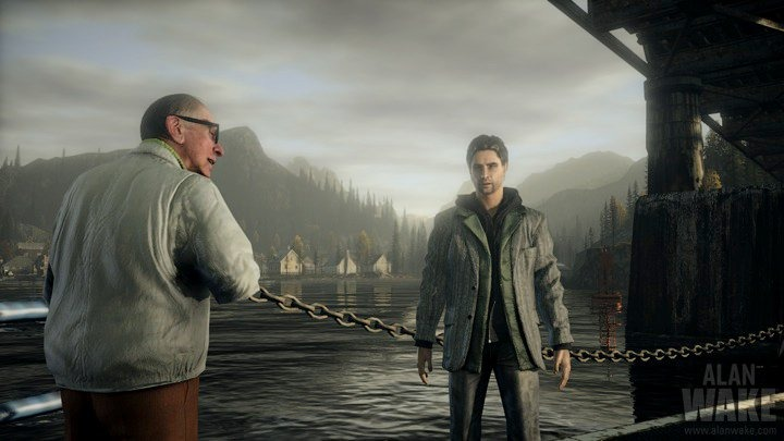 'Control's' New Weird Inspiration, 'Alan Wake' Themes ...