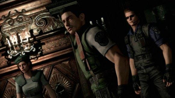 Imagen de Resident Evil: HD Remaster