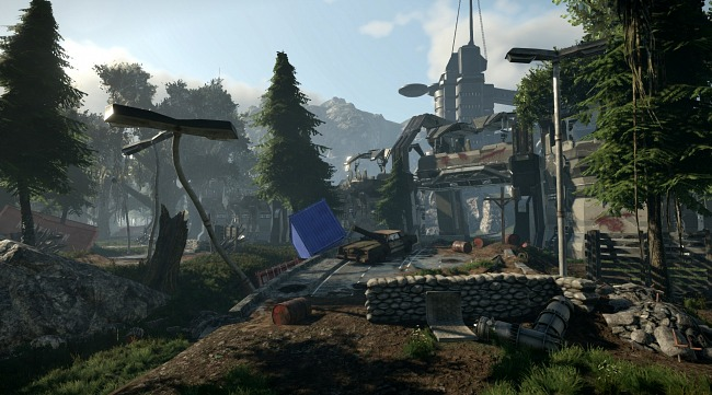 First images of ELEX, the new from the creators of Gothic