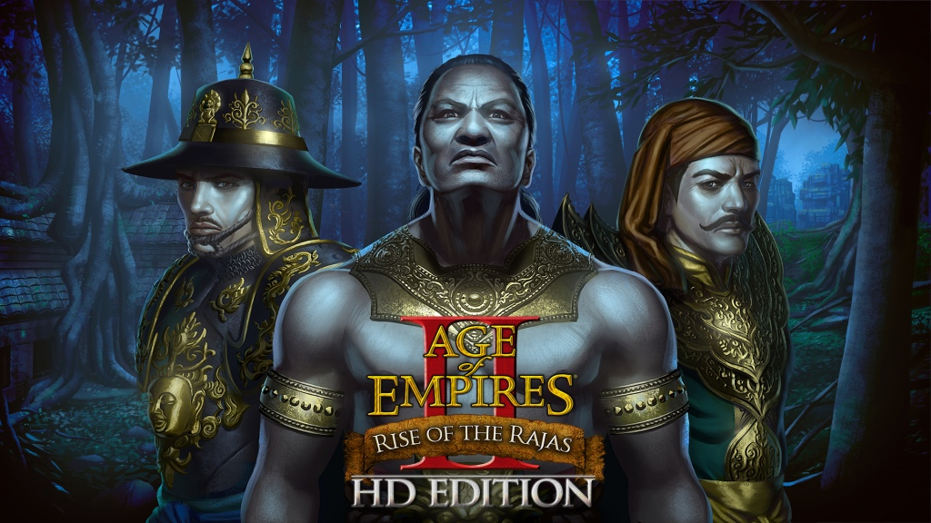 "Nueva expansión ""Age of Empires II"" Rise of the Rajes"
