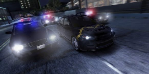 Imagen de Need for Speed Carbono