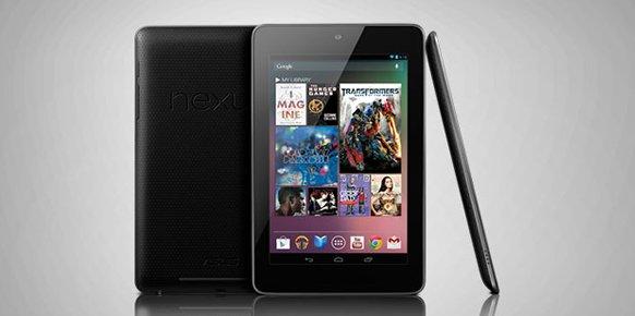 La tableta Nexus 7 llegará a España en septiembre